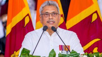 Готабая Раджапакса. Фото dailynews.lk