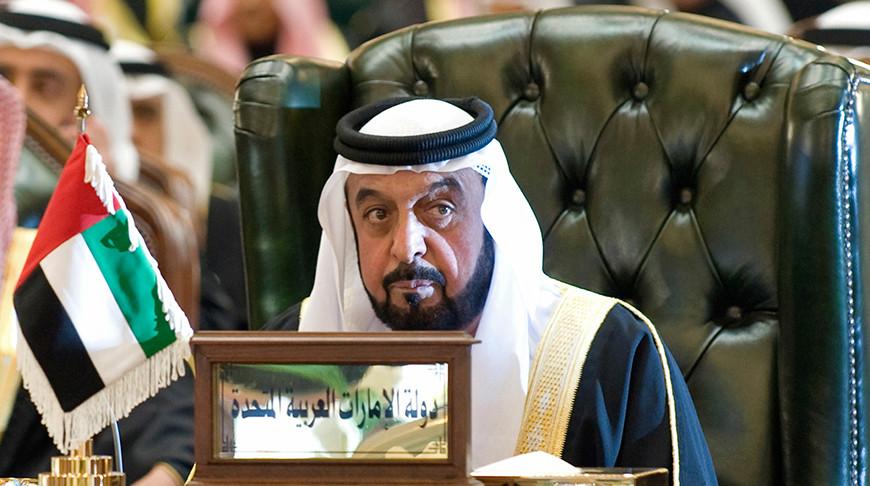 Халифа бен Заид аль-Нахайян. Фото  Reuters