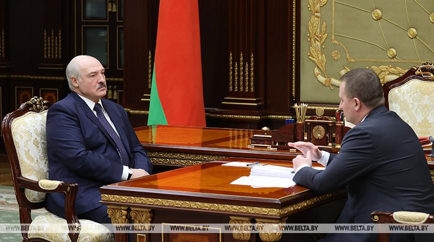 Александр Лукашенко и Александр Турчин