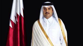 Тамим бен Хамад аль-Тани. Фото Qatar Tribune