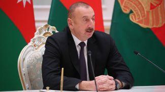 Ильхам Алиев. Фото из архива
