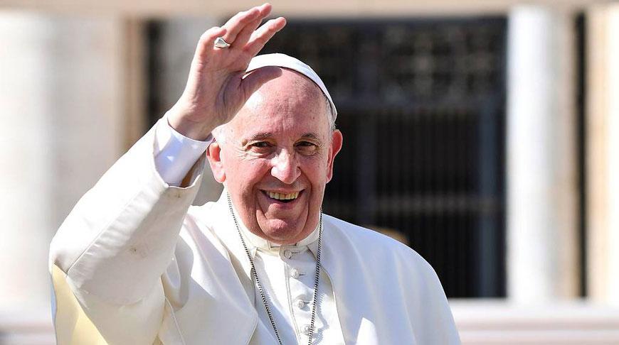 Папа Римский Франциск.  EPA -EFE