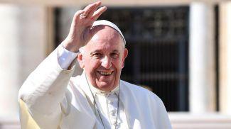 Папа Римский Франциск. EPA-EFE