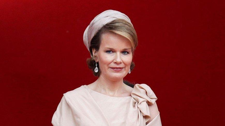Королева Бельгии Матильда. Фото zimbio.com