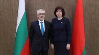 Георги Василев и Наталья Кочанова