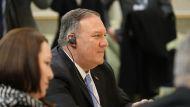 Помпео: мы не говорим Беларуси выбирать между Россией и США