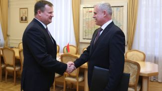 Андрей Равков и Станислав Зась