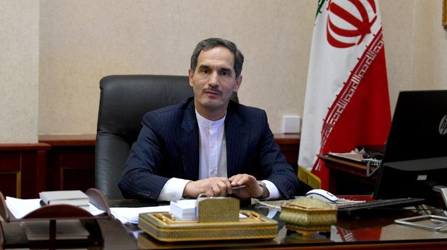 Фото посольства Ирана в Беларуси