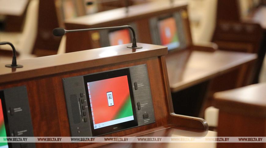 Белорусские депутаты рассмотрят 9 апреля поправки в закон о здравоохранении