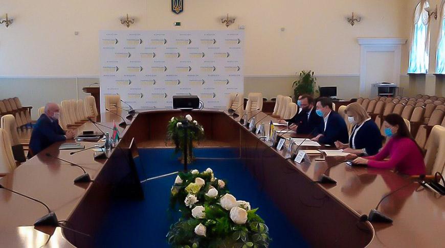 Беларусь и Украина продолжают подготовку к форуму регионов в Гродно