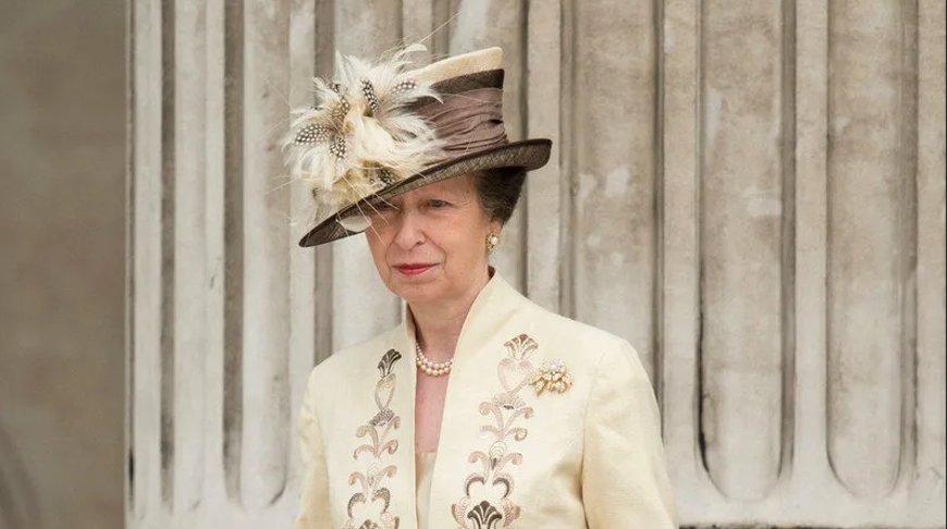 Принцесса Анна. Фото  independent.co.uk