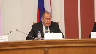 Сергей Лавров. Фото из архива