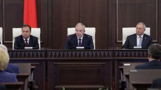 Роман Головченко, Игорь Сергеенко и Сергей Румас