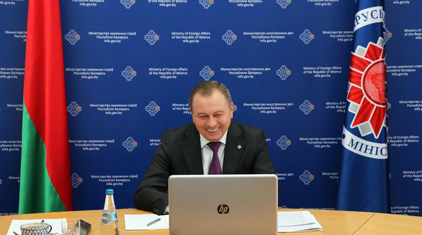 Макей высказался за введение в перспективе безвизового режима между ЕС и Беларусью