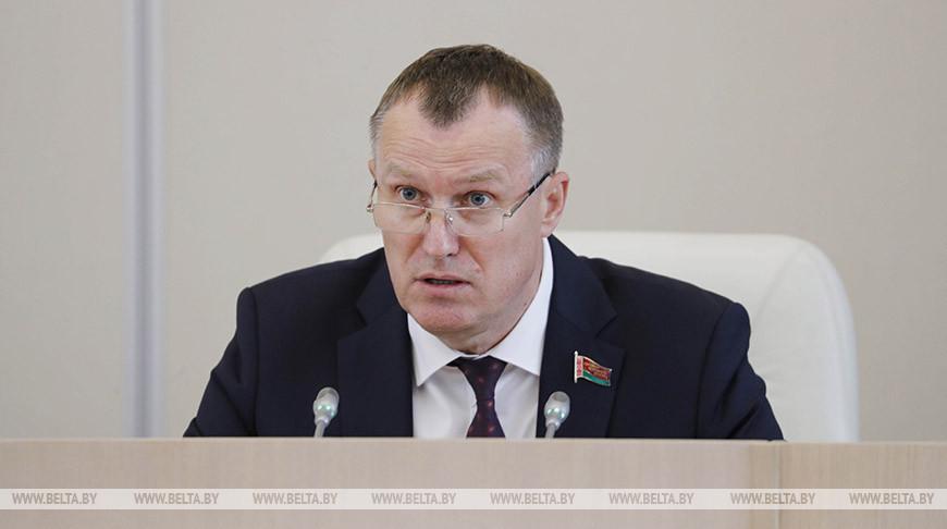 Исаченко: Послание Президента должно стать предметом анализа и руководством к действию для каждого