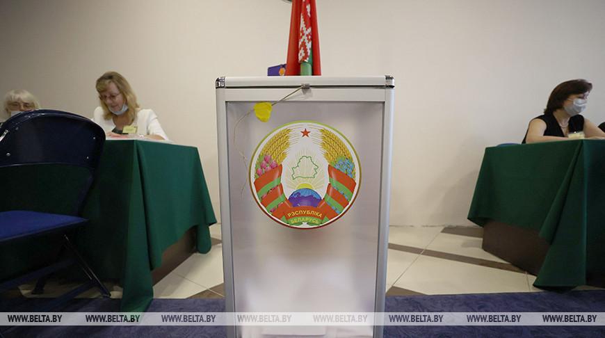 В Беларуси закрылись все избирательные участки, начался подсчет голосов