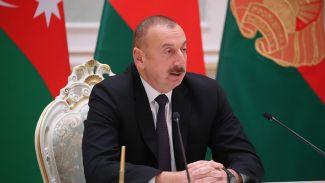 Ильхам Алиев.Фото из архива
