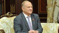 Зюганов уверен, что богатейший политический опыт Лукашенко поможет вести Беларусь верным курсом