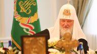 Патриарх Кирилл поздравил Лукашенко с победой на выборах