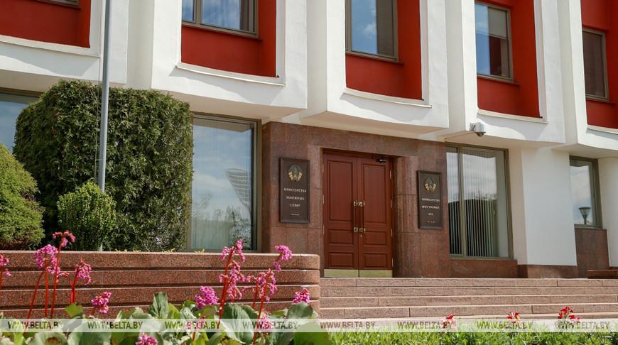 Главы МИД Беларуси и России 2 сентября проведут переговоры в Москве