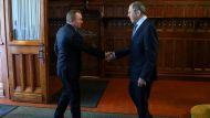 Лавров: Россия будет пресекать попытки использования международных структур для провокаций против Беларуси