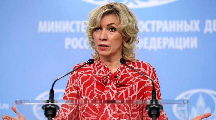 МИД РФ расценивает попытку вынесения белорусского вопроса на площадку Совбеза ООН как вмешательство во внутренние дела