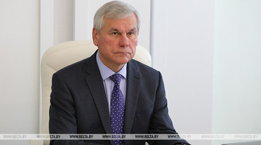 Андрейченко: недопустимо, чтобы судьба Беларуси становилась заложником чьих-то амбиций