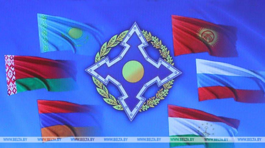 Подразделения стран ОДКБ примут участие в миротворческом учении в Беларуси в октябре