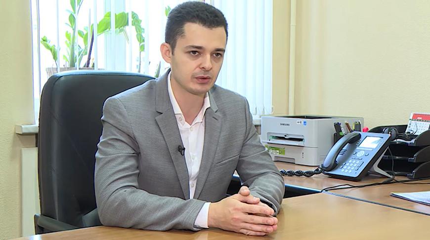 Павел Фельдман. Скриншот из видео  ОНТ