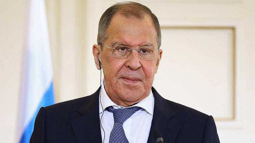 Лавров: выводы докладчика ОБСЕ по Беларуси - предвзятые и непрофессиональные