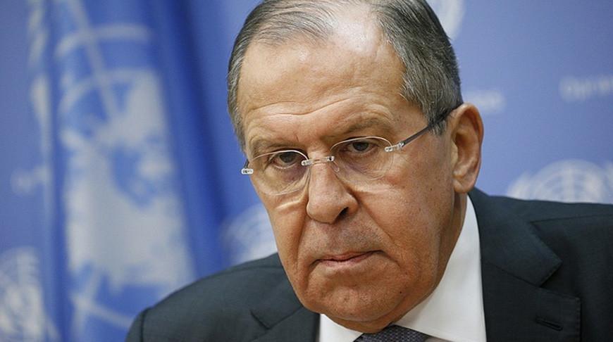 Сергей Лавров. Фото ТАСС
