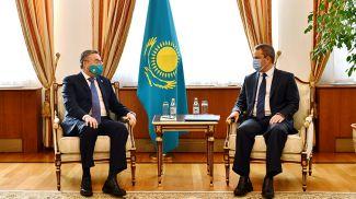 Фото МИД Казахстана