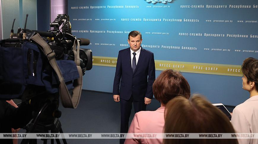 Беларусь намерена расширять сотрудничество с Азербайджаном - Равков