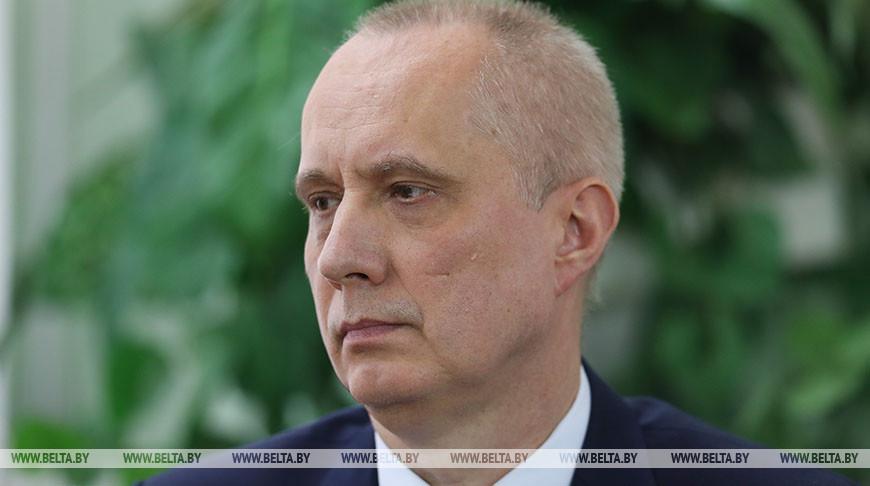 Беларусь выступает за универсализацию договора о запрещении ядерных испытаний - Дапкюнас