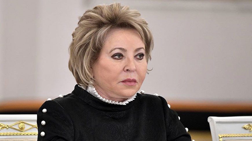 Валентина Матвиенко. Фото из архива ТАСС