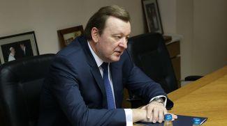 Сергей Алейник. Фото МИД