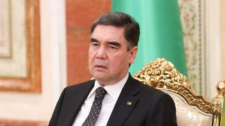 Гурбангулы Бердымухамедов. Фото из архива