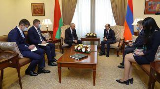 Фото посольства Беларуси в Армении