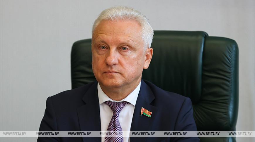 Рачков: все попытки давления на Беларусь являются неправомерными и бесперспективными