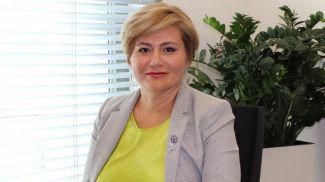 Марина Петров. Фото ЕБРР