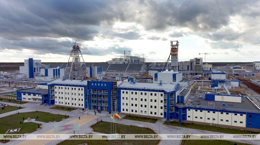 Петриковский ГОК. Фото из архива