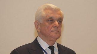 Борис Батура. Фото из архива