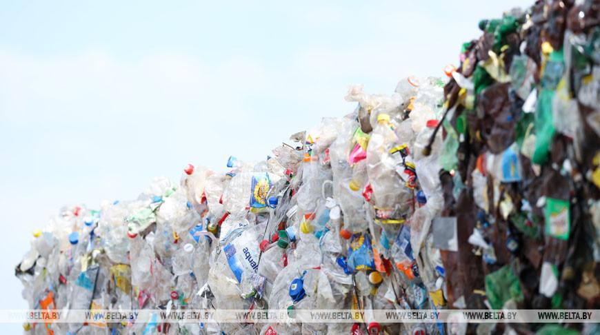 В Беларуси увеличена плата для производителей за сбор отходов пластика