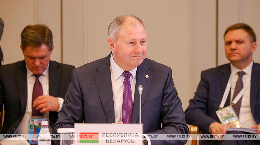 Беларусь предпримет все усилия для дальнейшего развития евразийской интеграции — Румас