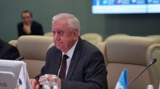 Председатель Коллегии Евразийской экономической комиссии Михаил Мясникович. Фото ЕЭК