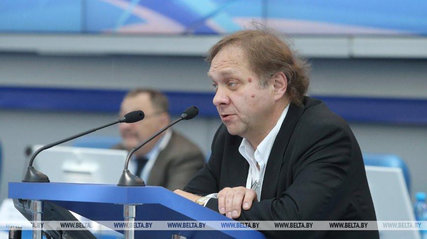 Кирилл Коктыш. Фото из архива