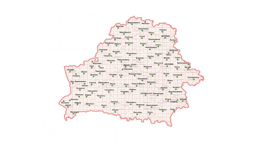 Беларусь начинает передачу GNSS данных в Европейскую сеть постоянно действующих станций