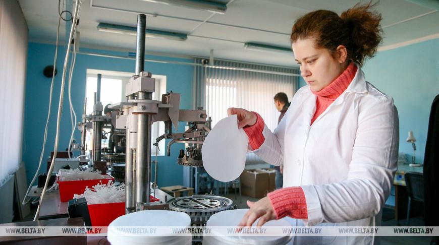 В Беларуси увеличат производство респираторов