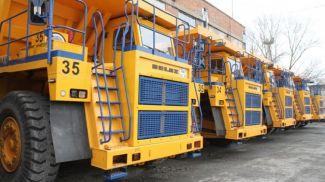 Новые 55-тонные БЕЛАЗ-7555В. Фото belaz.by