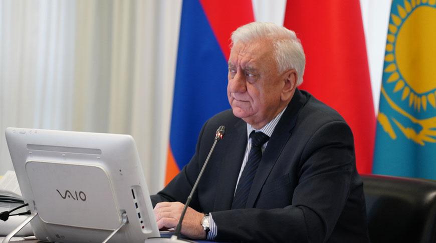 Михаил Мясникович. Фото ЕЭК